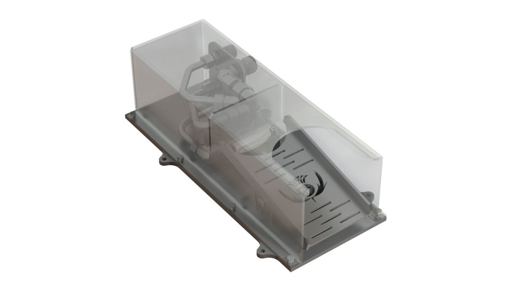 thistle foot pedal transparent